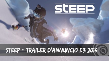STEEP - Trailer d annuncio E3 2016