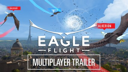 Eagle Flight VR  Multiplayer Gameplay - E3 2016 [IT]