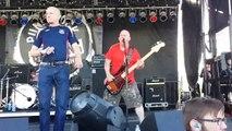 "The Business live ""Guinness Boys"" 5/25/15 Punk Rock Bowling Festival - Las Vegas, NV"