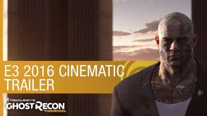 Tom Clancy's Ghost Recon Wildlands Trailer  Cartel Cinematic – E3 2016 [US]