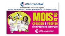 TROPHEES 2016 - FORUM CREATION PUY DE DOME - PRIX CCI AUVERGNE