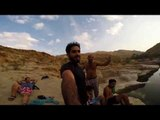 Camping and Cliff Diving in Beautiful Oman