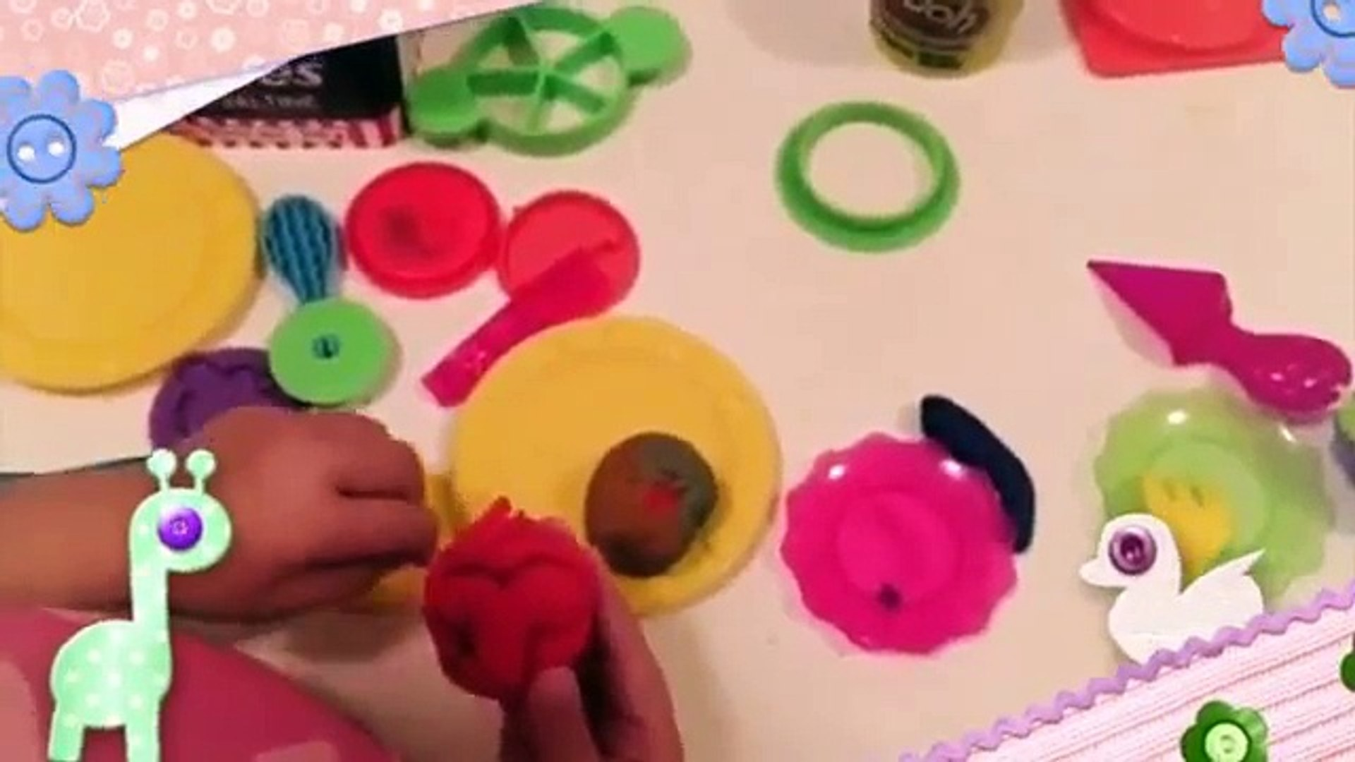 PLAY-DOH KIDS WORLD @KarCarTV