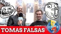 E3 2016 Tomas falsas Parte 1