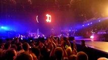 Depeche Mode Liévin 17 janvier 2010 - Depeche Mode Lieven 01/17/10 - Arrivée sur scène