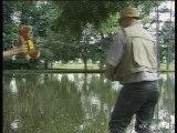 Grumly et la pêche