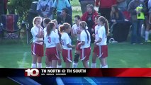 Terre Haute North/South Girls Soccer 9/17/14