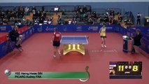 2016 Australian Open Highlights: Yee Herng Hwee vs Audrey Picard (Qual)