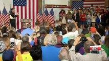 Orlando shooting rattles U.S. election landscape