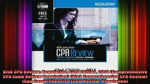READ book  Bisk CPA Review Regulation 43rd Edition 2014 Comprehensive CPA Exam Review Regulation Full Free