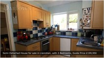 Semi-Detached House for sale in Llanishen, with 3 Bedrooms