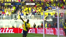 Enner Valencia puts Ecuador in front against Haiti 2016 Copa America Highlights