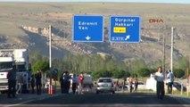 Van Gevaş'ta Polis Aracına Bombalı Tuzak 6 Yaralı