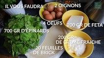 Et si on mangeait albanais devant France-Albanie ? Voici la recette du byrek