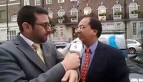 Cardiac Surgeon Dr Afzal from London on Nawaz Sharif