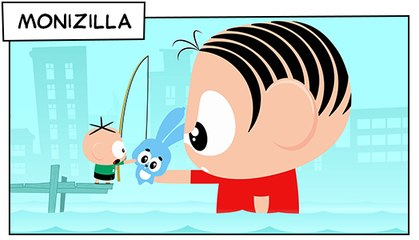 Monizilla (T03E12) | Mônica Toy