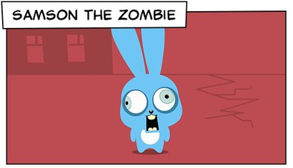 Samson The Zombie (T03E20) | Mônica Toy