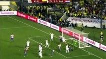 Colombia - Carlos Bacca 12', James Rodriguez 30' - Paraguay - Victor Ayala 71' (2-1) 08-06-2016