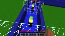 My New Map:'The Wipeout Obstacle Course' | Minecraft Custom Map