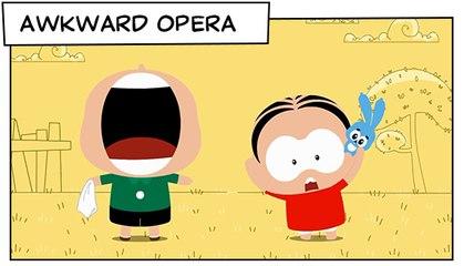 Awkward Opera (T02E26) | Mônica Toy