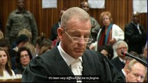 Reeva Steenkamp's father gives evidence at Pistorius trial
