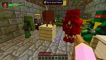 Minecraft School   LITTLE KELLY MEETS TEENAGE MUTANT NINJA TURTLES! HD
