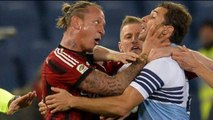 Worst Side Of Football • Football Fights, Fouls ,Tackles and Injuries