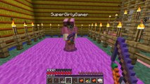 Minecraft  JEN'S DREAM GAME   PAT & JEN THEMEPARK 4