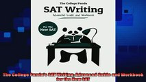 read now  The College Pandas SAT Writing Advanced Guide and Workbook for the New SAT