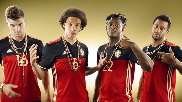 Belgium - First Never Follows -- adidas Football