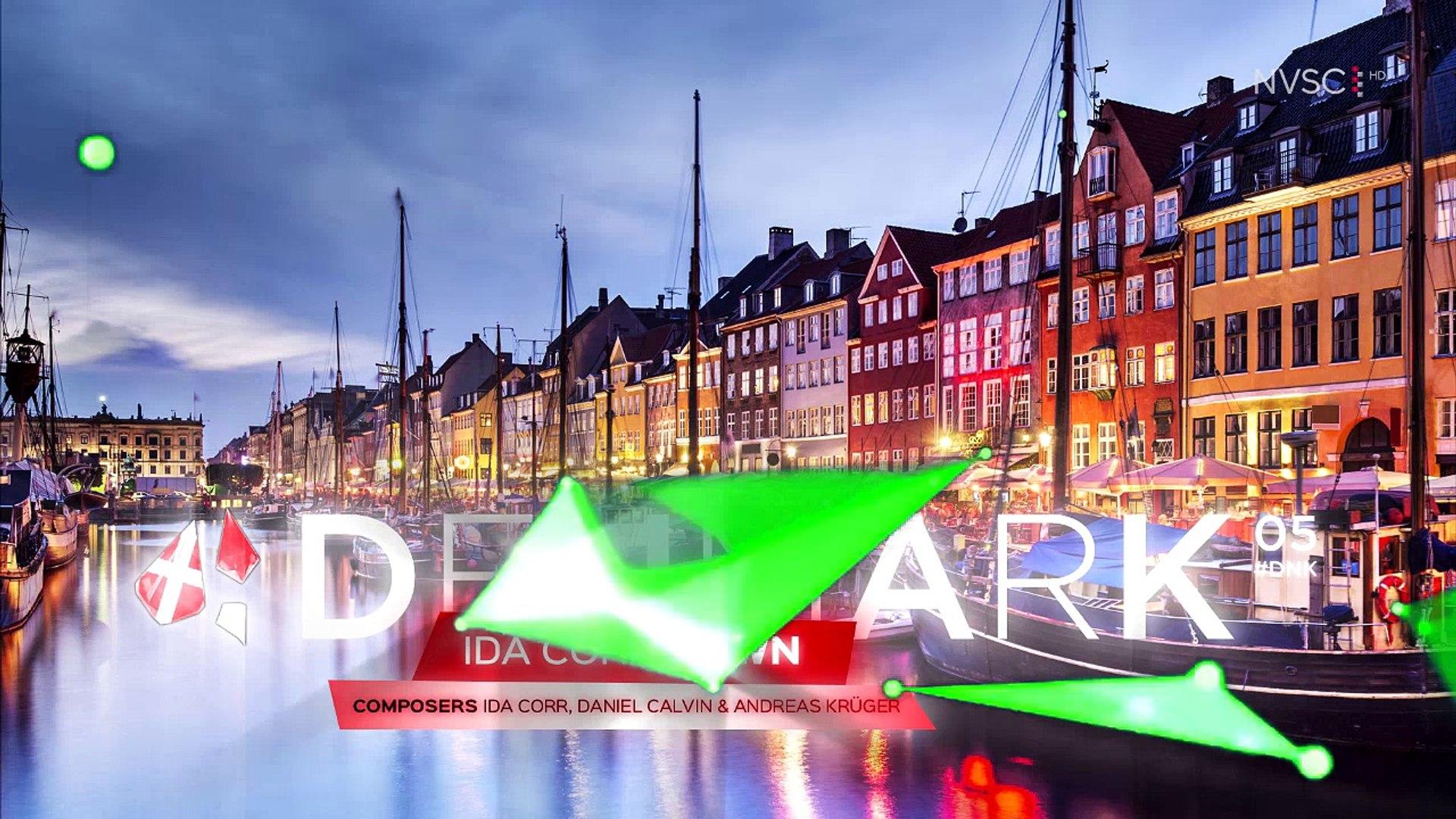 Ida Corr - Down (Denmark) (NVSC #19 Semi-final 2)