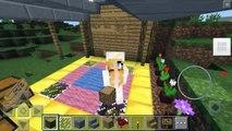 BAD GLITCHES| Minecraft PE (GameTime#2)