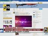 Orlando nightclub shooter identified as Omar Mateen