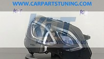 Headlights Mercedes Benz W212 E-Class (2013-2016) LED Xenon Facelift Design by KITT