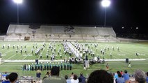 McNeil HS Marching Band 10/12/2013 (Texas Marching Classic)