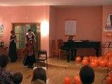 Детский концерт 27 мая 2008 - Элизабет Ковальски, 12 лет