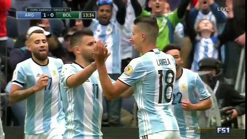 Argentina vs Bolivia 3-0 ~ All Goals & Highlights
