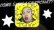 COME SI USA SNAPCHAT? SNAPCHAT TUTORIAL
