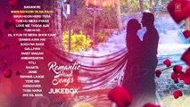 Super 20 ROMANTIC HINDI SONGS 2016 - Best Romantic Bollywood Songs Audio Jukebox T Series