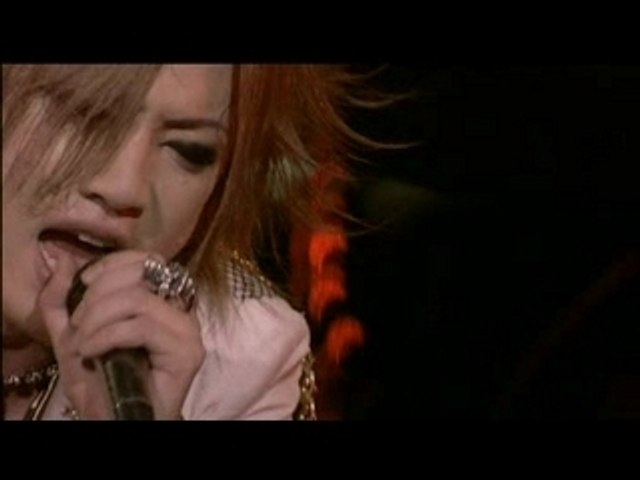The GazettE - Chizuru LIVE