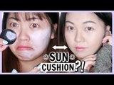 Sun Cushion?! | Is It Flash Friendly? [WishYourBeauty Ep.2]