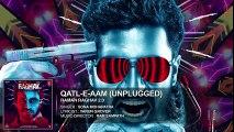 Qatl-E-Aam (Unplugged) Full Audio Song _ Raman Raghav 2.0 _ Nawazuddin Siddiqui _ Ram Sampath