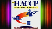 READ book  The HACCP Food Safety Manual Full Free