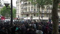 Loi travail : encore de violents affrontements à Paris