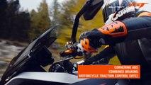 KTM 1290 SUPER DUKE GT Features & Benefits | KTM