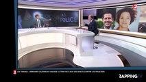 Loi Travail : Bernard Cazeneuve hausse le ton contre les violences envers les policiers (Vidéo)