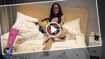 Kejutan Hot Aming Evelyn di Atas Ranjang - Cumicam 15 Juni 2016