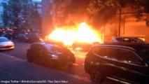 Loi travail : deux Autolib et un véhicule de la RATP incendiés à Paris