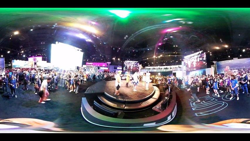 E3 2016 Stand de Ubisoft en 360