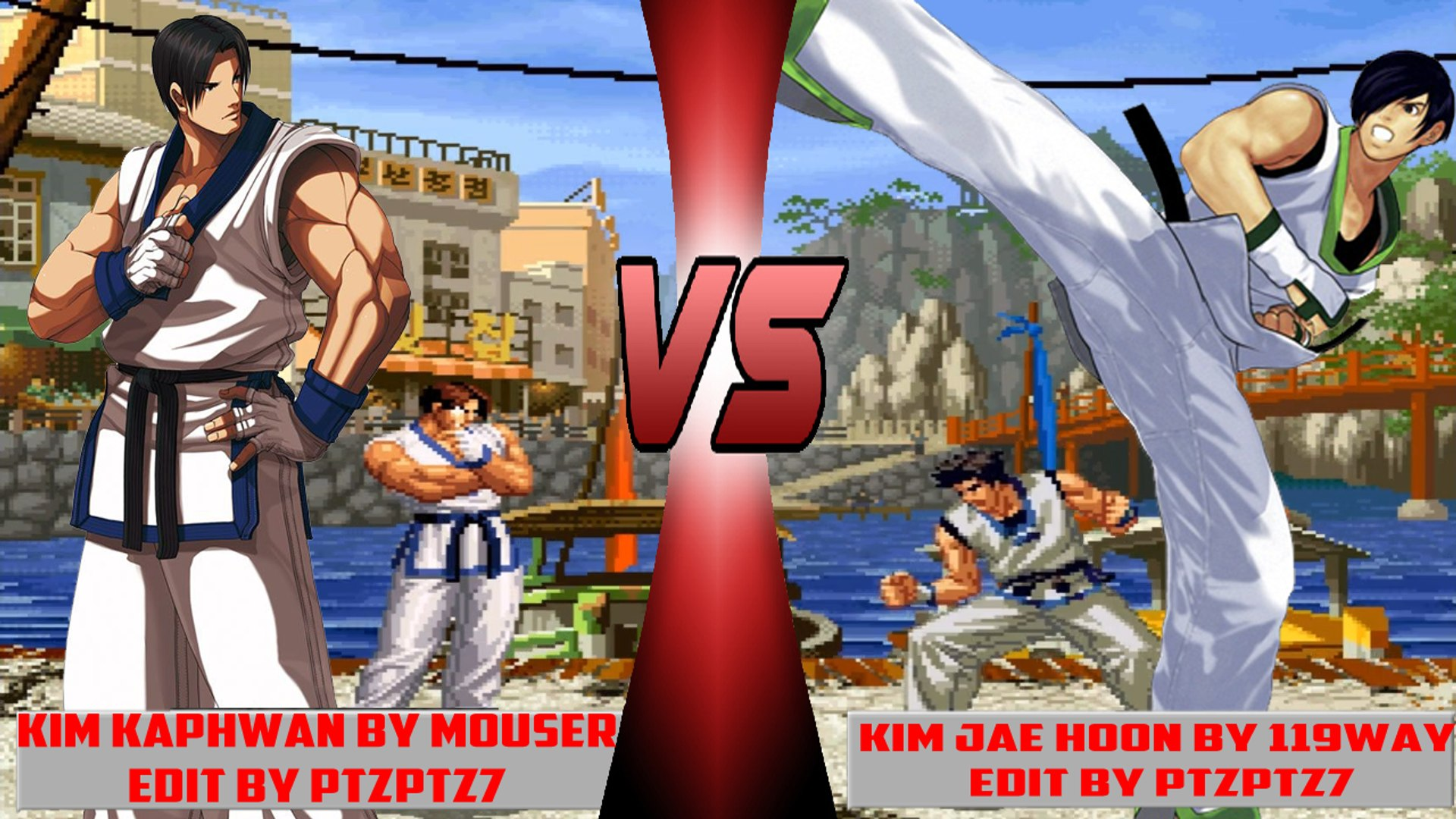 mugen kof kim kaphwan mouser vs kim jae hoon 119way video dailymotion mugen kof kim kaphwan mouser vs